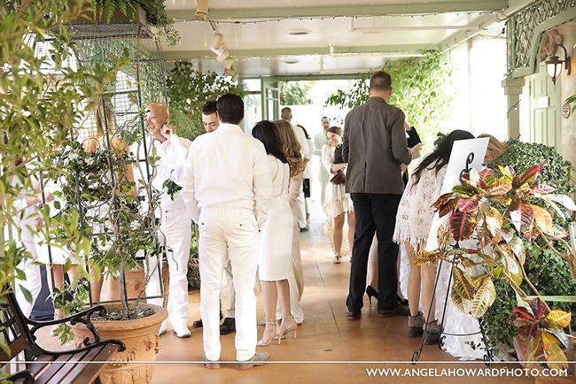 Utah Bride & Groom White Party 2016