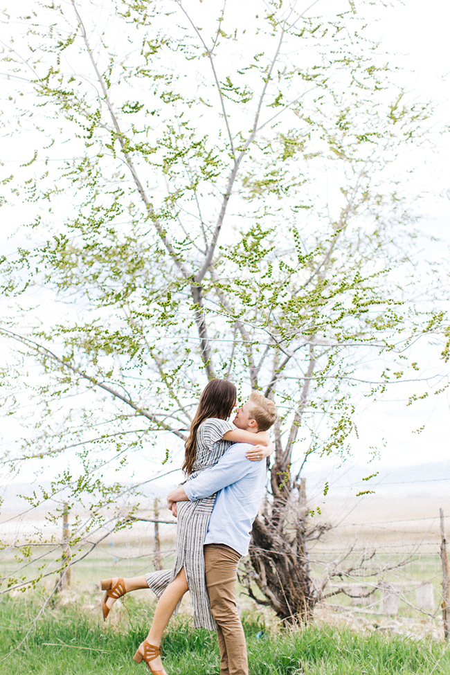 Utah Bride & Groom: Engagements