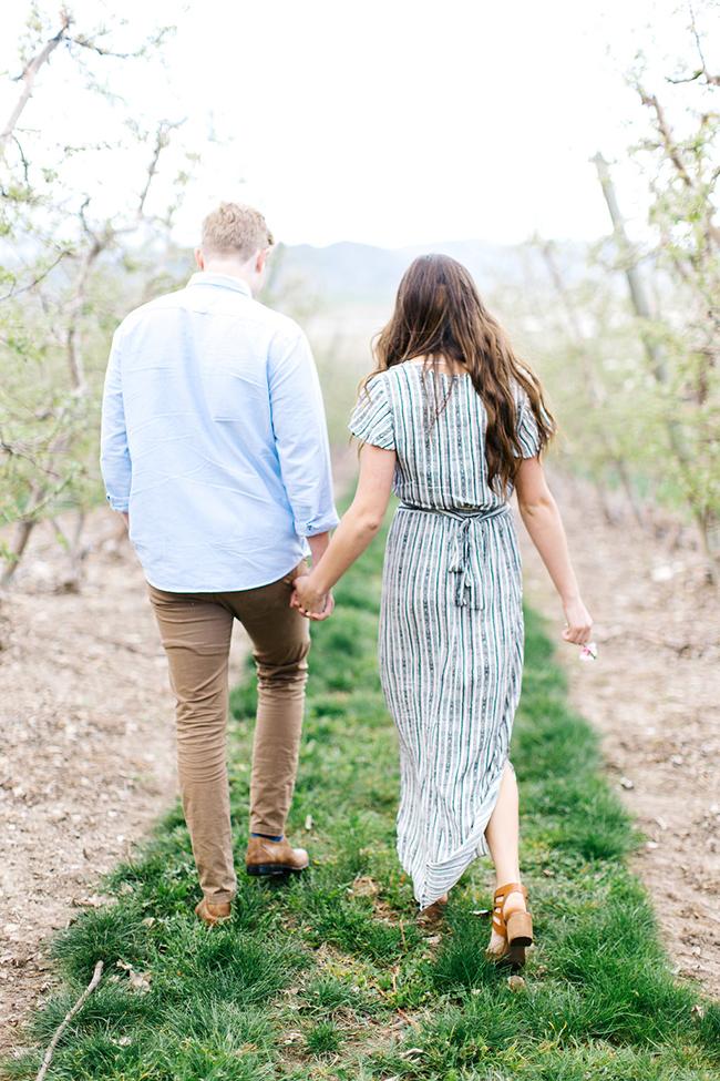 Utah Bride & Groom: Engagements