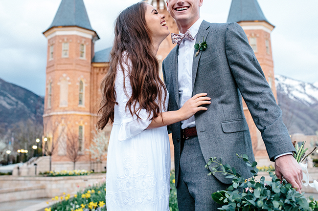 Utah Bride & Groom magazine