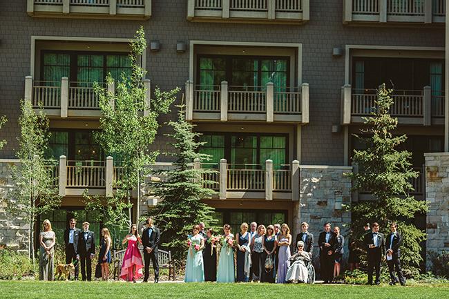 Utah Summer Wedding
