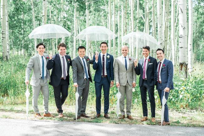 aspen meadows wedding 1
