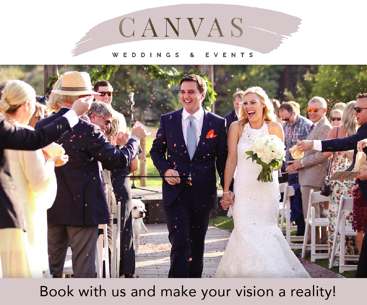 Canvas Weddings Dec 19