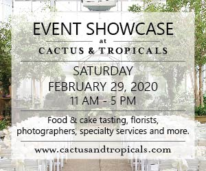 Cactus and Tropicals Feb