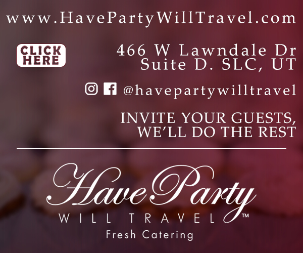 Have Party Will Travel April