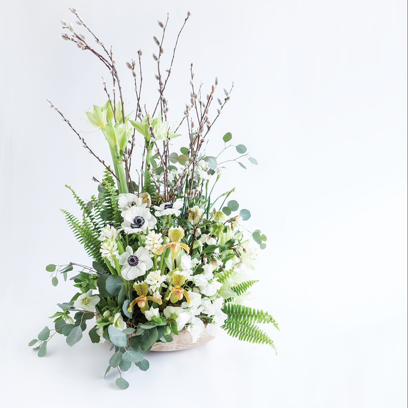 Garden-Inspired Floral Design